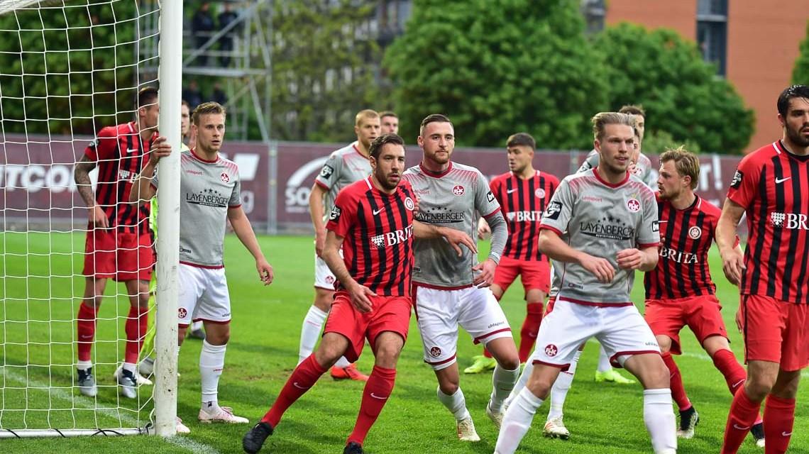 Wehen Wiesbaden schlägt Kaiserslautern 2:0