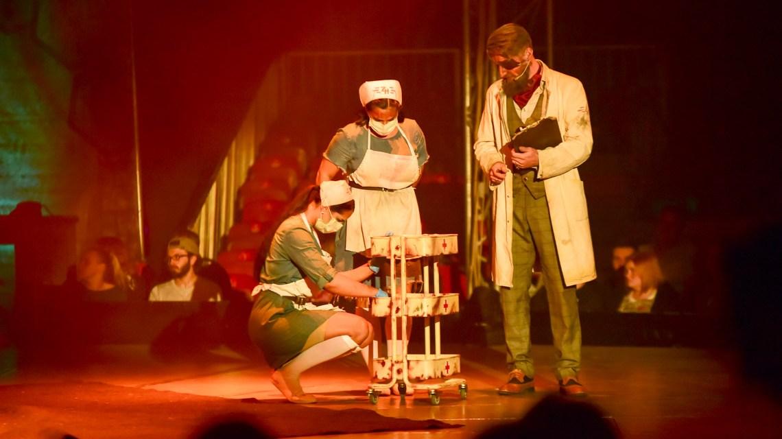 "Zirkus des Horrors: Akte ""Wiesbaden"""