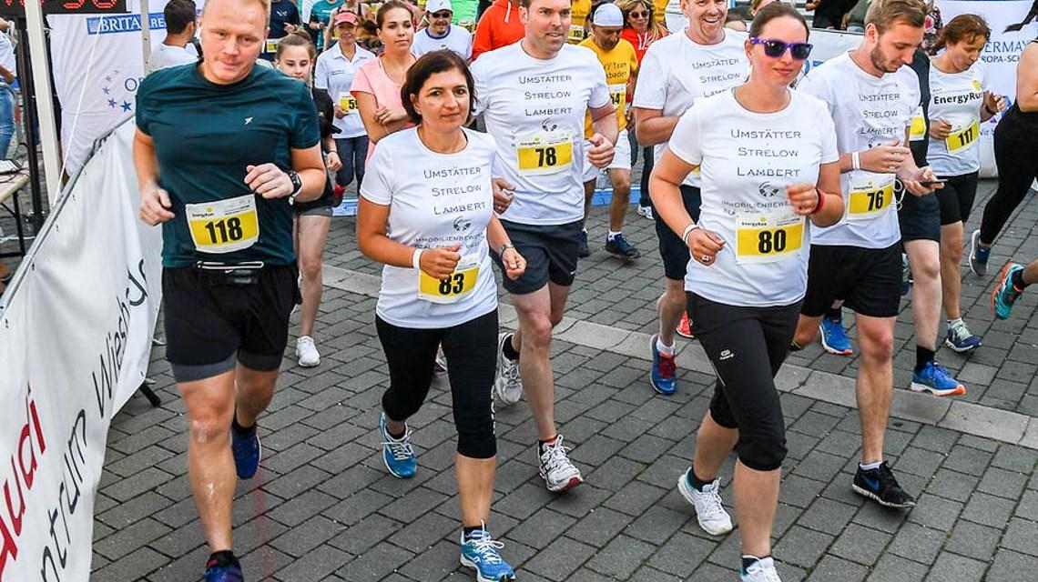 Der 2. Midsummer-Run Wiesbaden, laufen wird entlang der Sehenswürdigkeiten zur Nebensache.