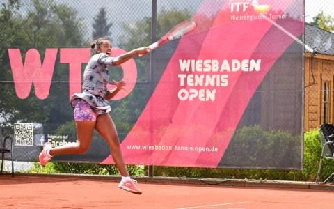 Im zweiten Halbfinale standen sich am Samstagnachmnittag die Chilenin Daniela Seguel und die Ukrainerin Katarina Zavatska gegenüber.