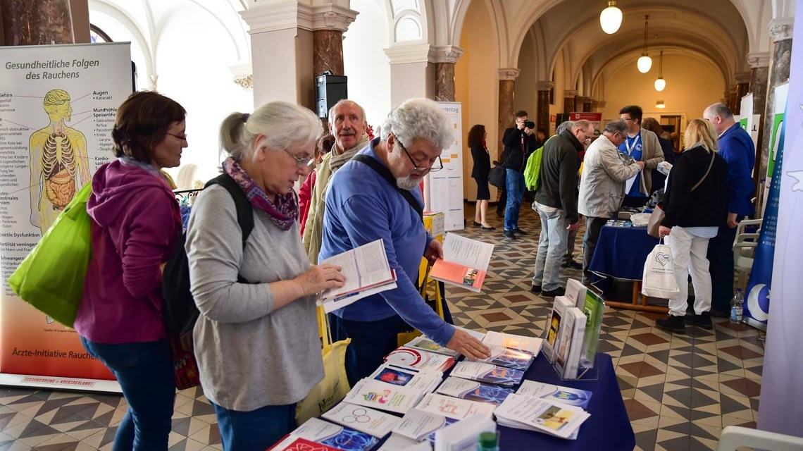 Patiententag im Wiesbadener Rathaus