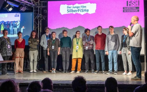 filmreif Beitrag gewinnt bei Rostocker FiSH Filmfestival ©2019 Patrick Hinz | FiSH Filmfestival