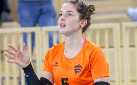 Julia Wenzel wechselt zum VC Wiesbaden. ©2019 Detlef Gottwald