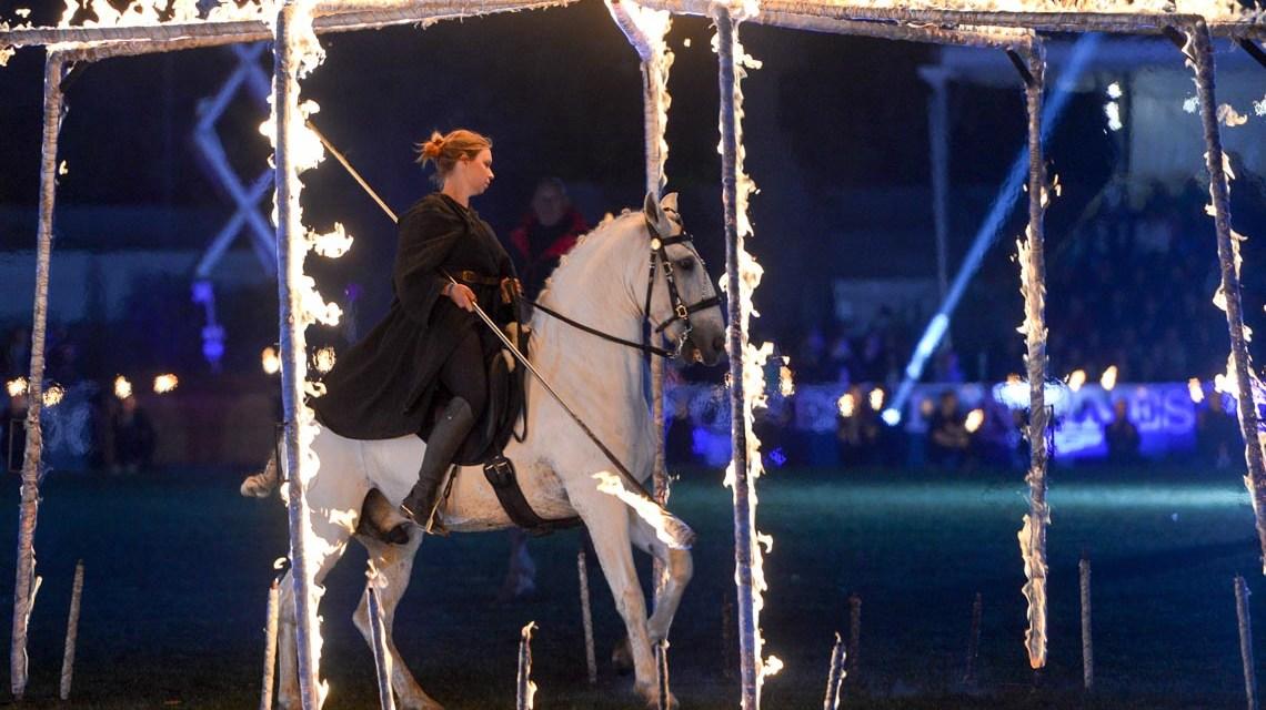 Das war die 25. Wiesbadener Pferdenacht