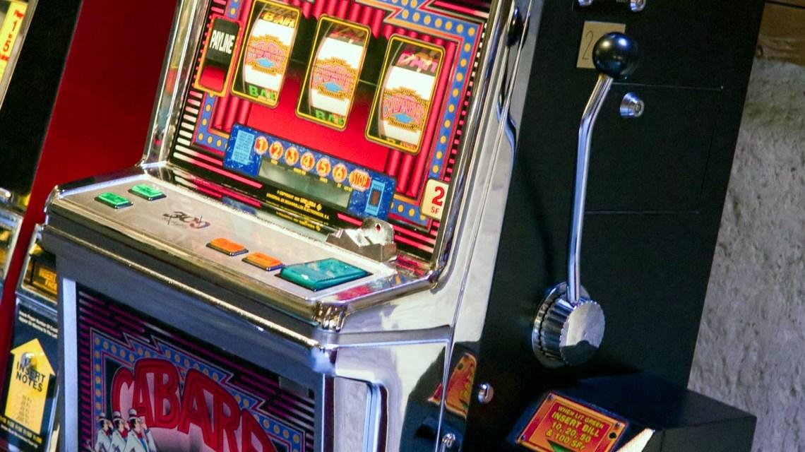 Gaming Machine im Schweizer Museum. ©2019 Flickr / Werner Kratz / CC BY 2.0