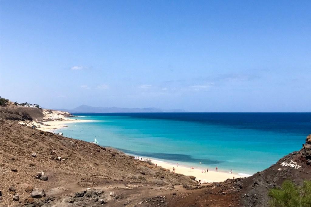 Urlaubsgrüße von Kathrin Kalaitzis auf Fuerteventura. ©2019 Kathrin Kalaitzis