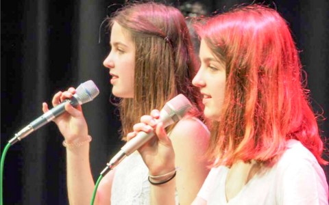 Twin Voices & Friends im Kulturforum ©2019 wmk