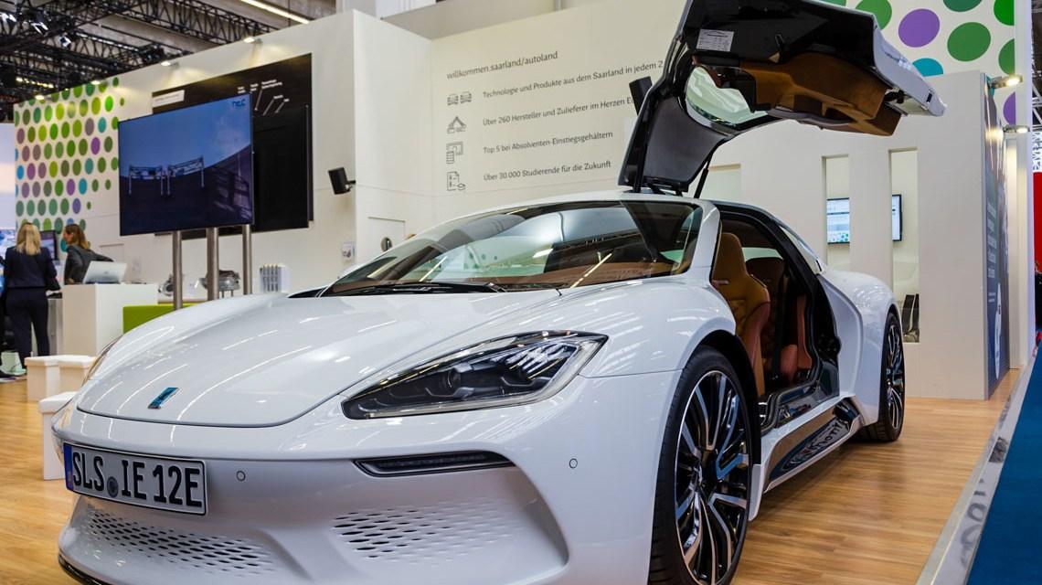 IAA: Alle neuen Autos in Frankfurt