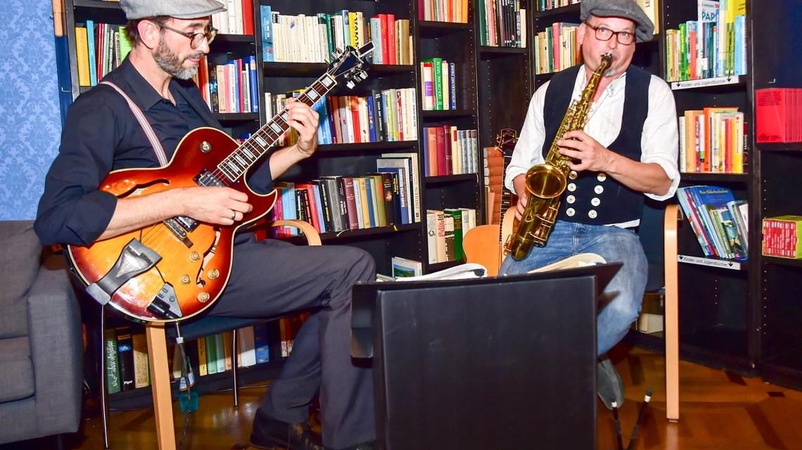 Eröffnung Literaturhaus-Café