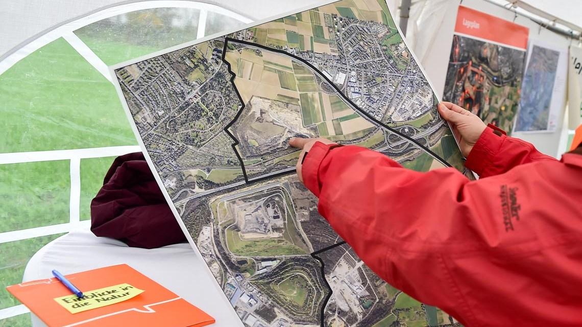 Archivbild Ostfeld: Grüne in Wiesbaden positionieren sich zu städtebaulicher Entwicklungsmaßnahme