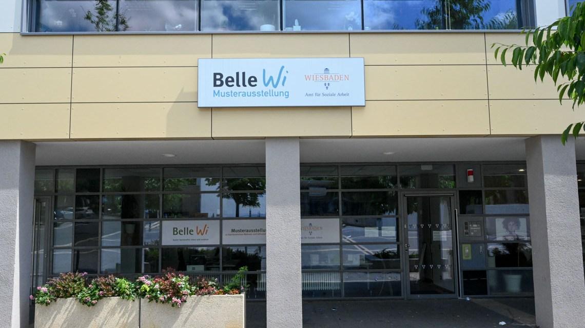 Belle-Wi, Musterausstellung Belle Wi, Mitten im Leben