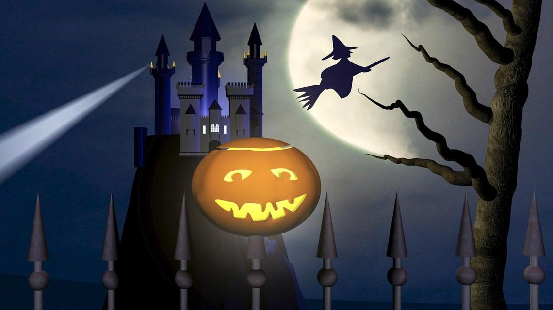 Halloween ©2019 pixelio.de / Markus Vogelbacher