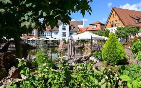 Das Dorf am See, Seehotel Niedernberg