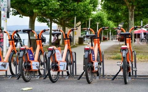 Radfahren in Wiesbaden