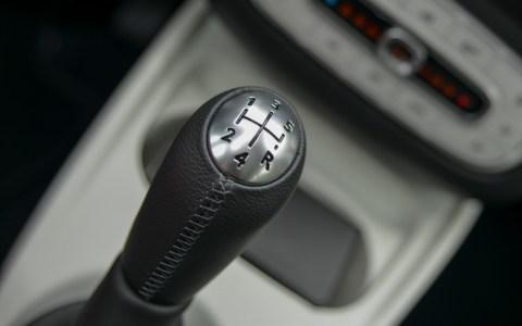 Auto, Symbolbiuld, Schaltung