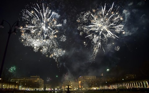 Silvester feiern in Wiesbaden