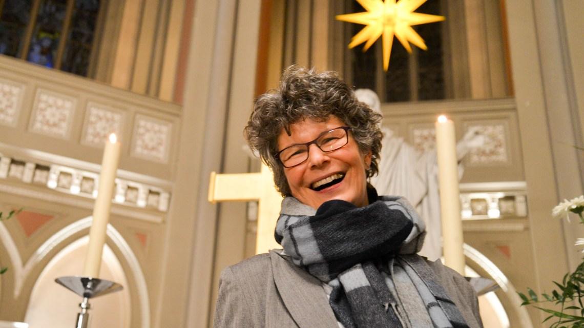 Stadtkirchenpfarrerin Anette Kassing verlässt die Marktkirche