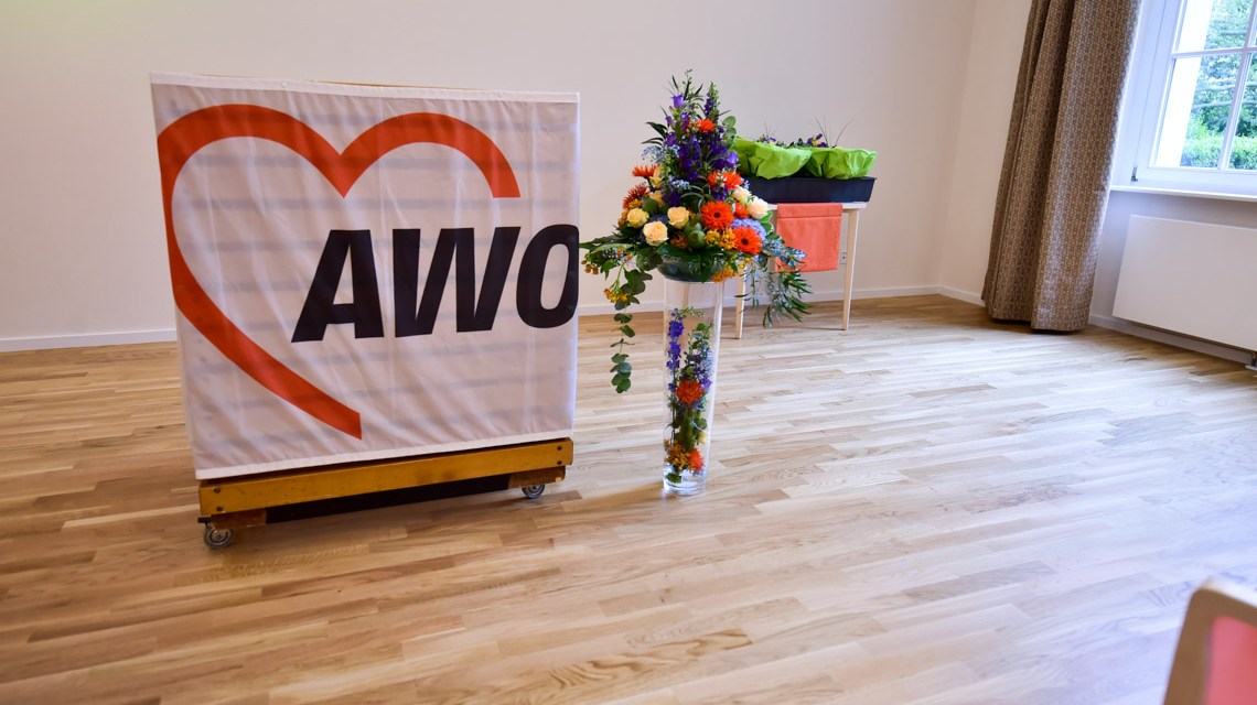 AWO, Robert Krekel-Pflegezentrum