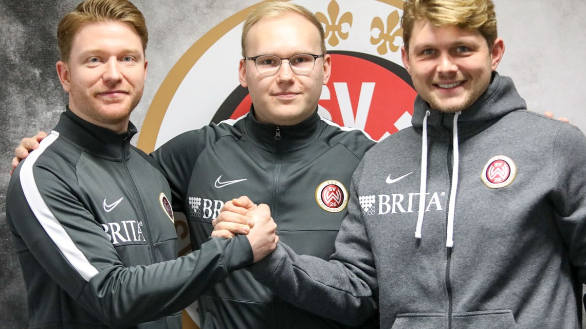 Paul Fernie verlässt den SV Wehen Wiesbaden.