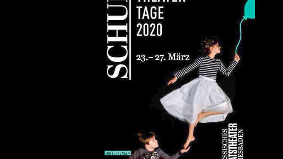 Schultheatertage in Wiesbaden