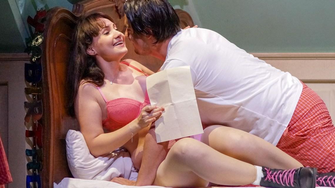 Manon im Hessischen Staatstheater ©2020 Monika Forster