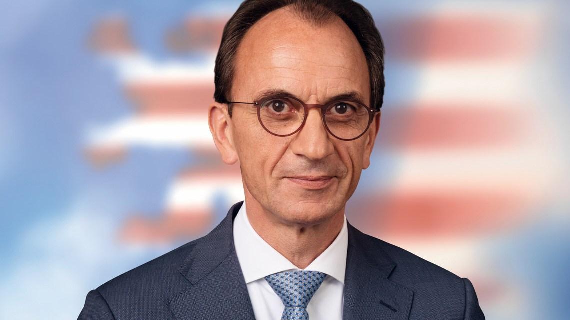 Hessischer Finanzminister Michael Boddenberg ©2020 Staatskanzlei