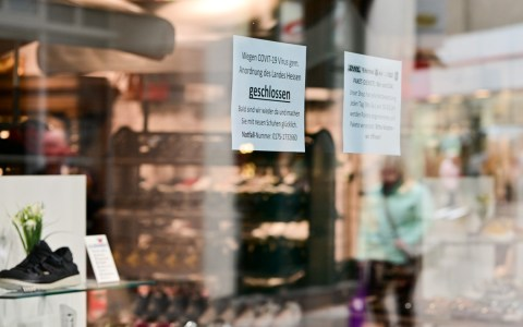 Geschlossen: Ladenlokal Wiesbaden
