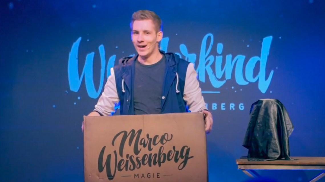 Marco Weissenberg ©©2020 Screenshot Youtube