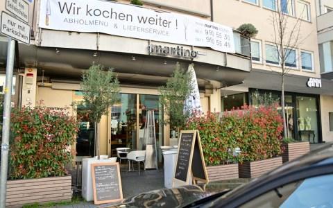 Liefer- und Abholservice Wiesbadener Restaurants.