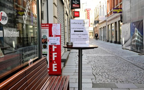 Beteiligungsplattform für lokalen Handel und Gastronomie