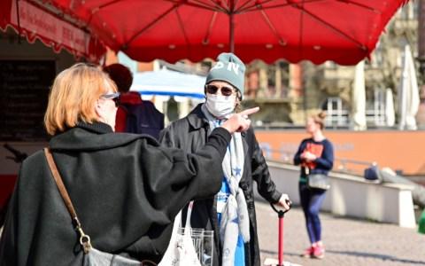 Maskenpflicht in Wiesbaden