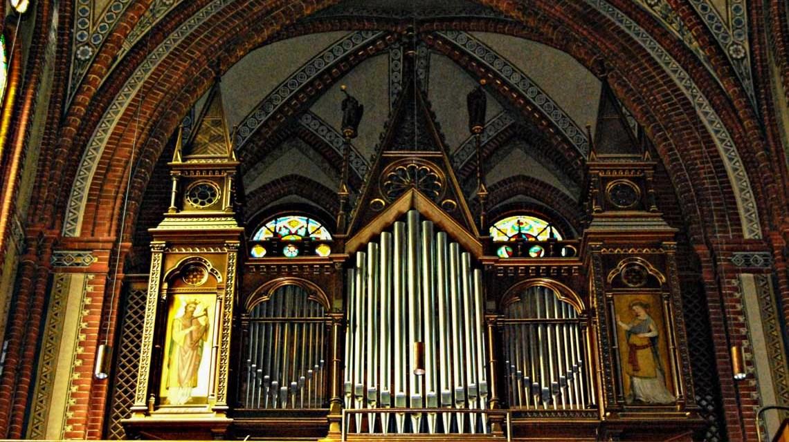 Orgel der evangelischen Bergkirche in Wiesbaden ©2020 Joachim Scherf