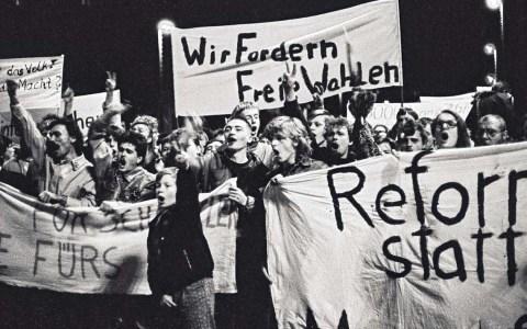 deutsche Einheit Pressefoto: Bundesstiftung Aufarbeitung / Bundesregierung / Harald Kirschner
