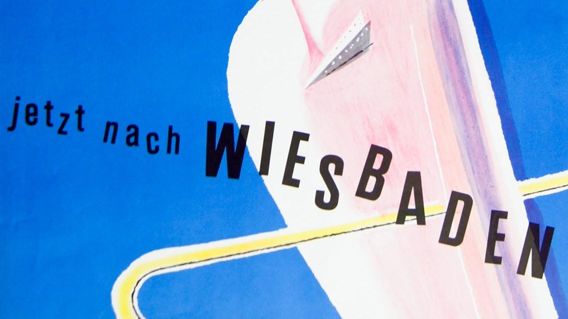 Jetzt nach Wiesbaden