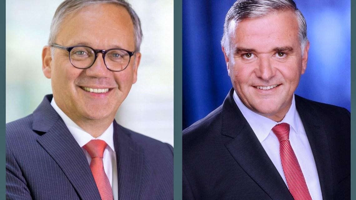 ESWE Versorgung Vorstand: Ralf Schodlok und Jörg Höhler