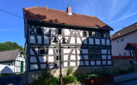 Das Älteste Fachwerkhaus in Wiesbaden