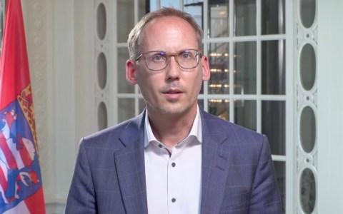 Minister Kai Klose @Staatskanzlei