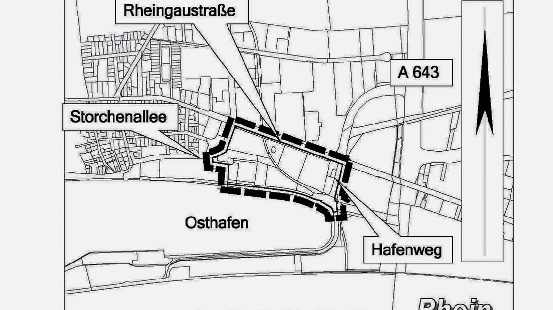 Osthafen Schierstein Wiesbaden