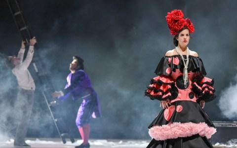Silvia Hauer in Der Babir von Sevillia