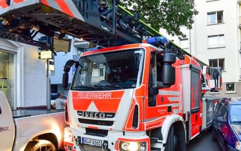 Feuerwehrkontrollfahrt