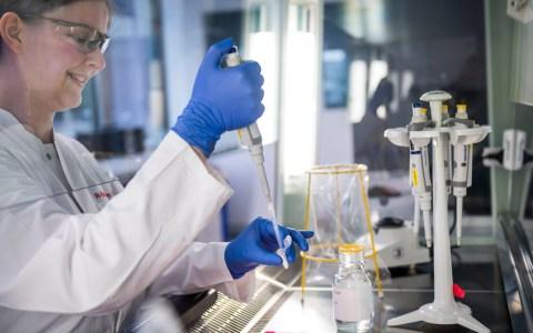 Testkit für Coronavirus SARS-CoV-2 für die diagnostische Nutzung in der EU freigegeben – Die Verwendung dieses Bildes ist für redaktionelle Zwecke honorarfrei. Veröffentlichung bitte unter Quellenangabe: