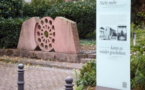 Gedenkstätte, Schiersteiner Synagoge