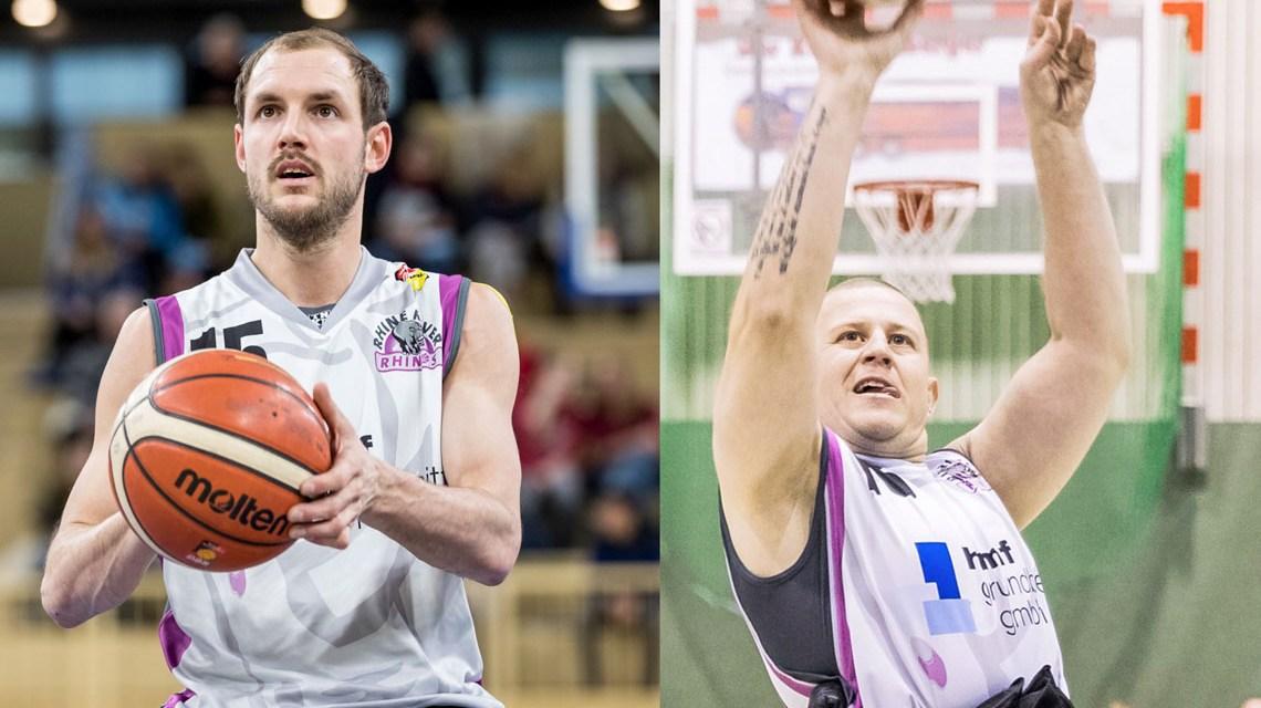 Andre Hopp und Nicola Damiano ©2020 Steffi Wunderlich!