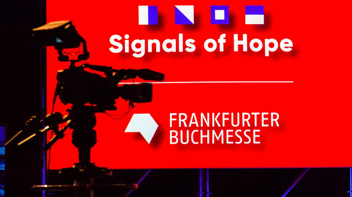 Buchmesse: Die Literaturwelt schaut nach Frankfurt