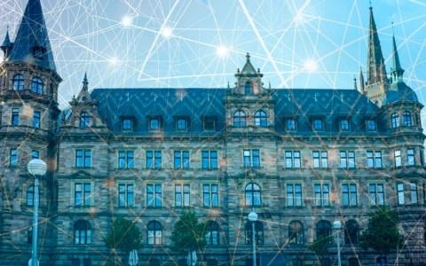 Netzwerk Rathaus Wiesbaden