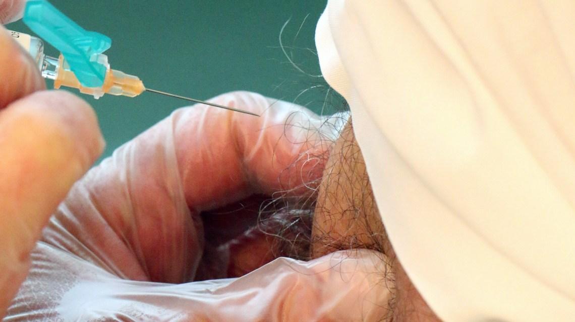 """""""Corona-Schutzimpfungen erfolgreich gestartet"""""""