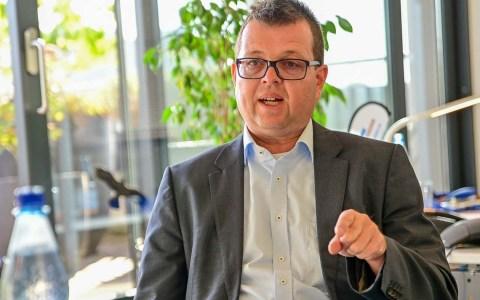 Jörg Gerhard Foto: Volker Watschounek