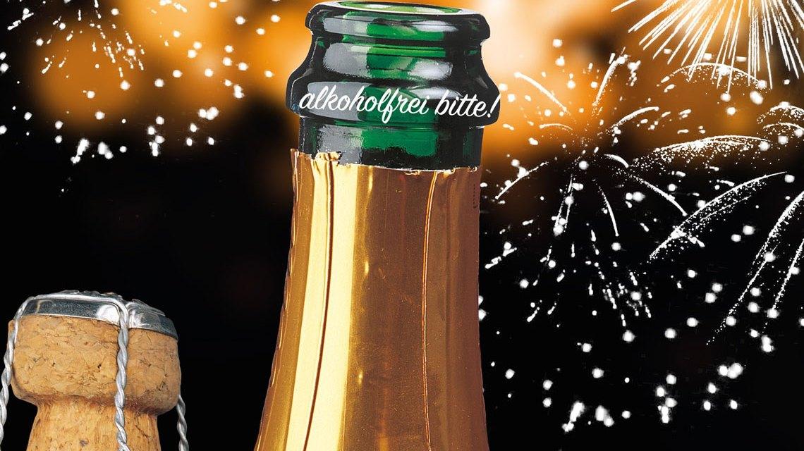 Verkaufsverbot für alkoholhaltige Getränke an Silvester und Neujahr