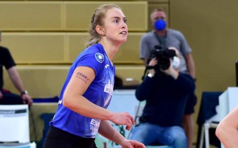 Tanja Großer MVP in Potsdam