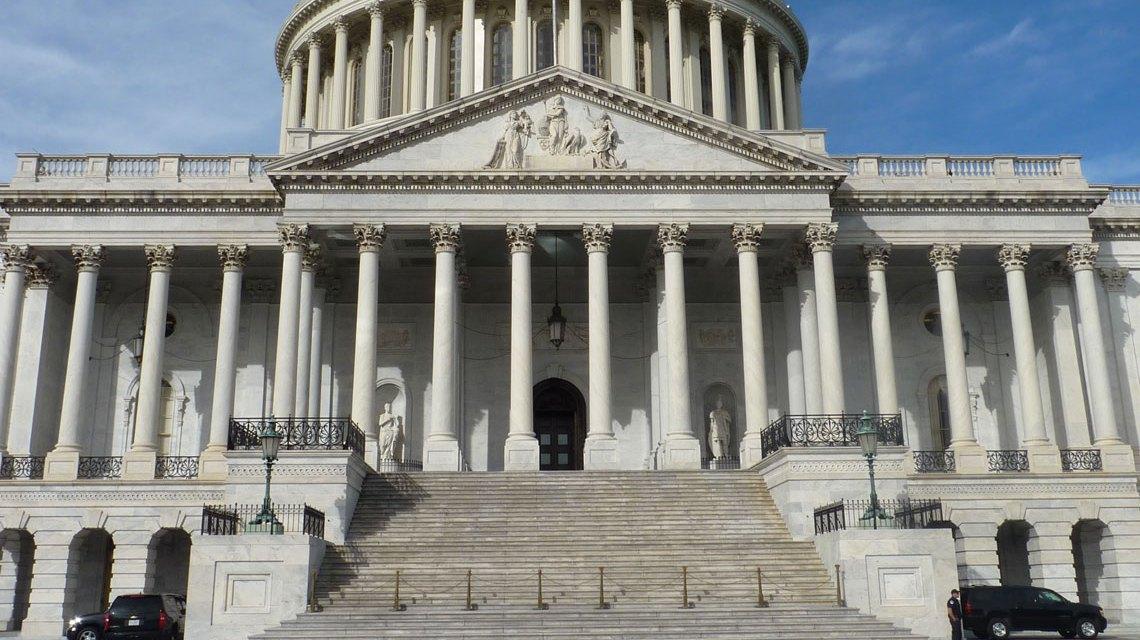Capitol, Washingtion DC, Demokratie